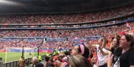 Voetbalfans vragen om 'Equal Pay' na finale WK vrouwenvoetbal