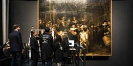 Restauratie wereldberoemde 'Nachtwacht' van start