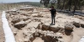 Archeologen vinden Bijbelse stad in Israël