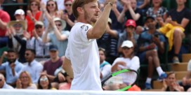 David Goffin staat voor het eerst in kwartfinale Wimbledon … en treft daarin Novak Djokovic