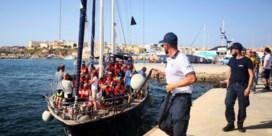 Reddingsboot aan land ondanks verbod
