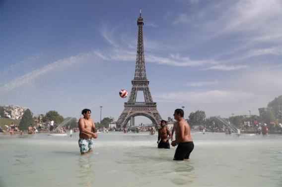 Stad Parijs roept 'klimatologische noodtoestand' uit