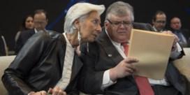 EU claimt financiële topjob
