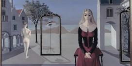 Train World herdenkt overlijden Delvaux met tentoonstelling