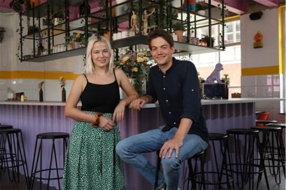 Miette Dierckx en Willem Vankrunkelsven van 'Mijn pop-uprestaurant' openen nieuwe tacozaak