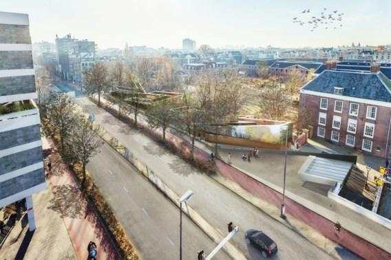 Amsterdam krijgt Holocaustmonument ondanks protest