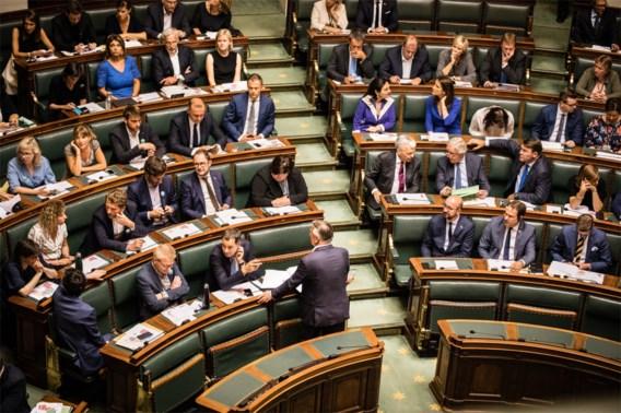 Voorlopige begroting goedgekeurd, ondanks verzet N-VA en Vlaams Belang