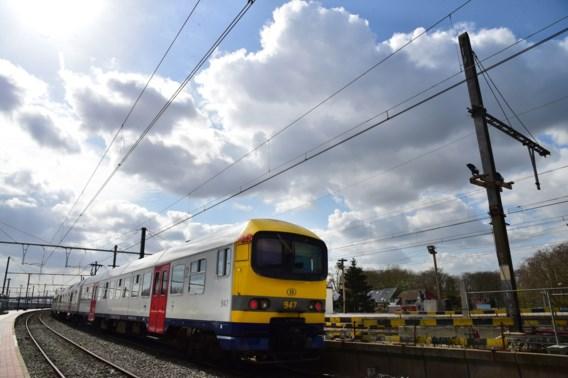 Treinverkeer van Brugge naar deel van Kust weer hernomen