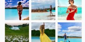 Siberisch meer geliefd bij Instagrammers is toxisch