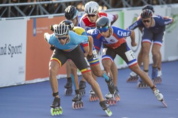 Belgen op recordkoers na twee extra medailles tijdens WK skeeleren, 'nieuwe Bart Swings' laat zich verrassen