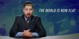 Peter Sagan duikt op in tv-studio als nieuwsanker