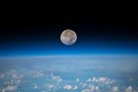 Gedeeltelijke maansverduistering op komst
