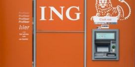 ING Nederland beloont klanten die amper cash afhalen