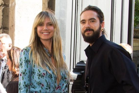 Heidi Klum stiekem getrouwd met verloofde Tom Kaulitz