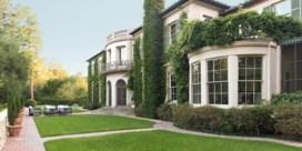 'Meest exclusieve landgoed van LA' staat te koop voor 115 miljoen dollar