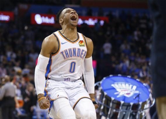 Oklahoma City verliest tweede belangrijke speler op korte tijd