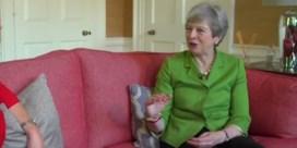 Ontslagnemend premier May vertrekt met gemengde gevoelens