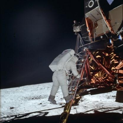 De wereld van 1969: toen zelfs 'the sky' niet langer 'the limit' was