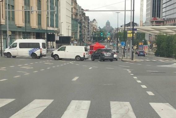 Politie op zoek naar dader vluchtmisdrijf in Brussel