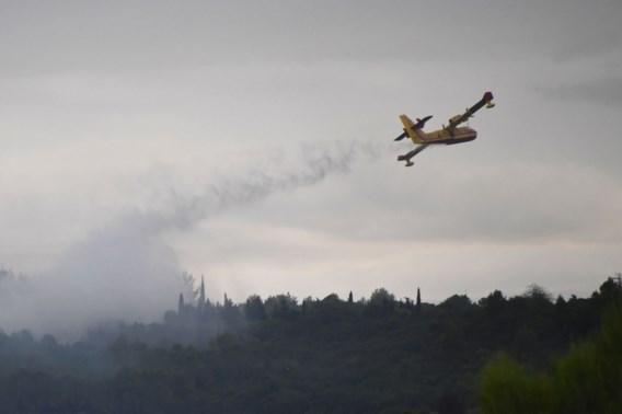 Meer dan 2.500 vakantiegangers geëvacueerd in Zuid-Frankrijk