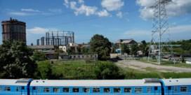 Chinese trein op Cuba