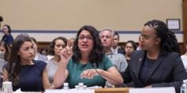 Trump blijft congresvrouwen aanvallen: 'Ze moeten zich excuseren voor vuile taal'