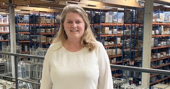 Logistieke warehouses zijn levendige centra
