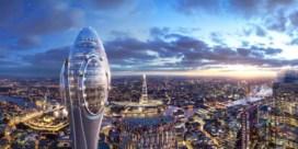 Geen plaats voor 'Tulp' in Londense skyline