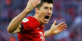 """Bayern wil goalgetter Lewandowski langer aan zich binden: """"Robert voelt zich hier in zijn sas"""""""