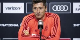 """Robert Lewandowski wil wel bijtekenen bij Bayern, maar luidt (toch nog eens) de noodklok: """"Ik moet eerlijk zijn"""""""