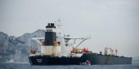 Gibraltar laat officieren van Iraanse supertanker vrij op borg
