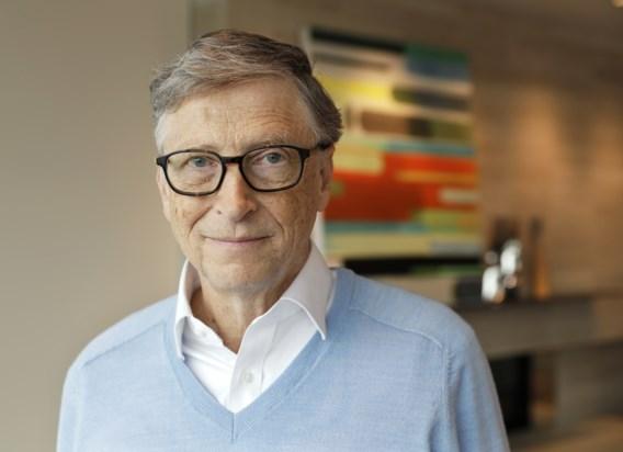 Bill Gates moet opnieuw plaats opschuiven op podium met miljardairs