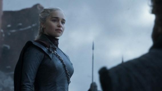 Recordaantal Emmy-nominaties voor 'Game of thrones'