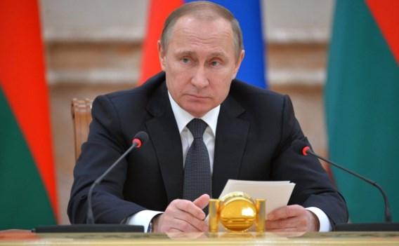 Poetin verlengt Russische sancties tegen westerse landen