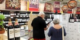 Franse wijn en Hollandse zuivel lokken Belgen over de grens