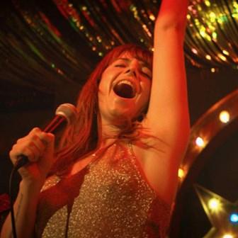 Jessie Buckley in 'Wild Rose'.