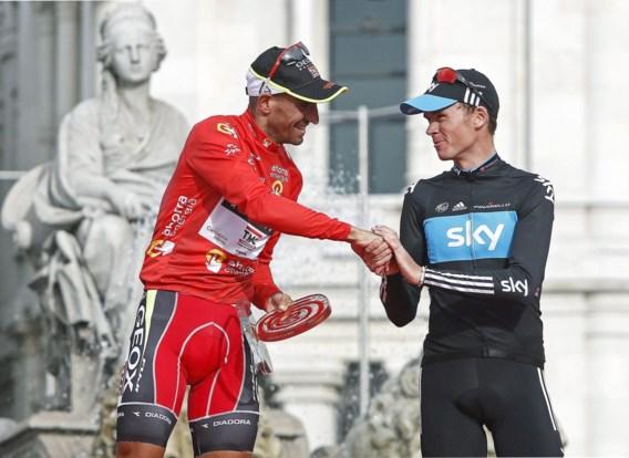 Chris Froome wint de Vuelta! (die van 2011)