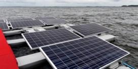 België wil koploper zijn in uitrol zonneparken op Noordzee