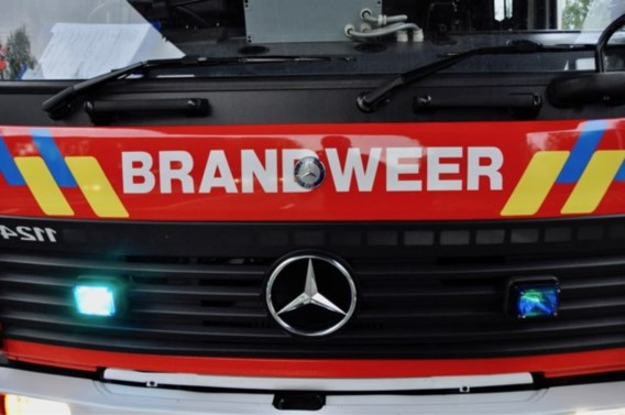 Gebouw in Sint-Jans-Molenbeek deels ingestort