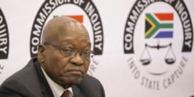 Zuma weigert medewerking aan corruptie-onderzoek