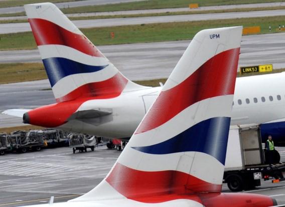Miljoenenboete dreigt voor British Airways na hacking