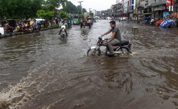 Moessonregens kostten al aan meer dan 350 mensen het leven in Zuid-Azië