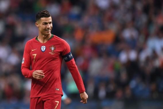 Ronaldo niet vervolgd in verkrachtingszaak
