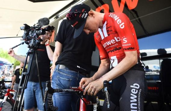 Het is niet zijn jaar: Wilco Kelderman moet de Tour de France verlaten wegens rugproblemen