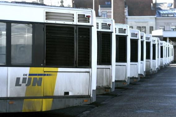 '1.000 euro voor nieuwe chauffeurs bij De Lijn'