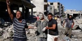 Minstens 43 doden bij 'grootste bloedbad sinds start offensief' in Syrië