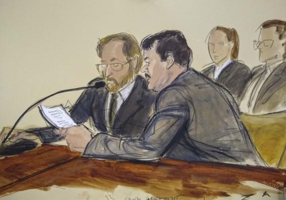 Drugsbaron El Chapo in beroep tegen levenslange celstraf