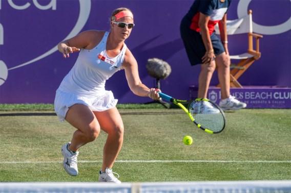 Ysaline Bonaventure treft Poolse in eerste ronde WTA Jurmala, Benoit uitgeschakeld