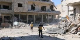 Assad bombardeert burgers om Syrië te heroveren