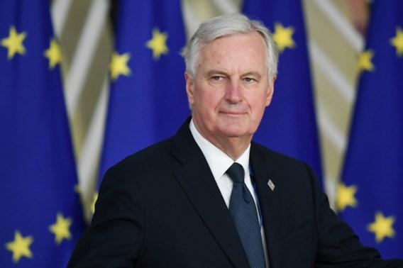 Barnier noemt eisen van Johnson 'onaanvaardbaar'